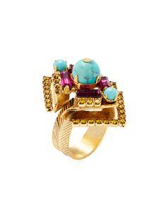 Elizabeth Cole Sarine Ring