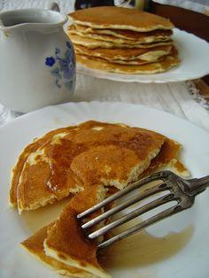Rozpustne gotowanie: Pancakes, czyli amerykańskie naleśniki.