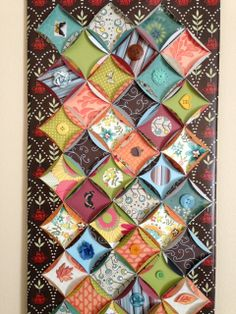 another paper quilt
