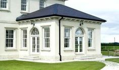 15 Ideas For House Plans Georgian Interiors Best House Plans, Country House Plans, French Country House, Modern Georgian, Georgian Style Homes, Georgian Architecture, Architecture Design, Style At Home, Traditional Windows