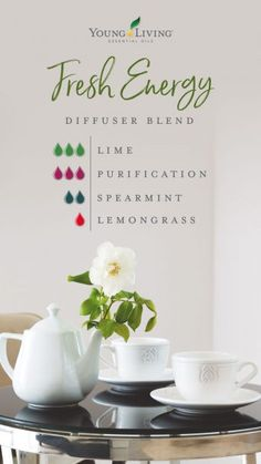 Diffuser blend for every month of the year | Young Living Blog