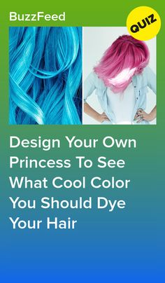 Design Your Own Princess To See What Cool Color You Should Dye Your Hair Mermaid Hair. Hair Quizzes, Quizzes Funny, Quizzes For Fun, Random Quizzes, Buzzfeed Personality Quiz, Fun Personality Quizzes, Disney Quiz, Disney Princess Quiz, Disney Facts