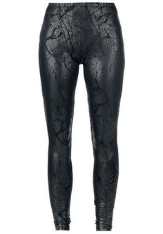 Krakelee Leggings - Leggings van Black Premium by EMP
