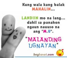 Cute Quotes About Boys tagalog | Pinoy Funny Quotes And Tagalog Sayings Boy Banat - Doblelol.com