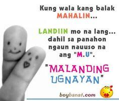 Cute Quotes About Boys tagalog   Pinoy Funny Quotes And Tagalog Sayings Boy Banat - Doblelol.com
