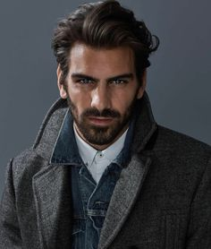 Finding The Best Short Haircuts For Men Hair Men Style, Hair And Beard Styles, Best Short Haircuts, Haircuts For Men, Medium Hair Styles, Short Hair Styles, Comb Over Haircut, Nyle Dimarco, Grunge Hair