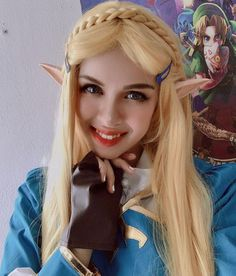 Legend Of Zelda Characters, Fictional Characters, Best Games, Cosplay, Awesome Cosplay, Fantasy Characters, Comic Con Cosplay