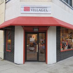 Ten Thousand Villages: A Fair Trade Retailer in downtown Champaign