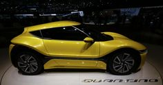 Hot concepts and luxury cars make a splash at the 86th International Motor Show