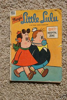 Marge's Little Lulu Comic Books Three from 1950's