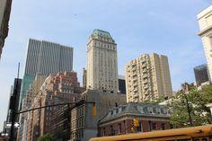 Manhattan. East Side. Madison Av.