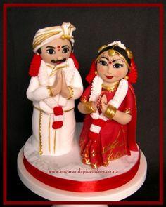 Indian Wedding Dolls