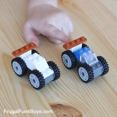 Lego (^o^) Kiddo (^o^) Simple Lego Projects
