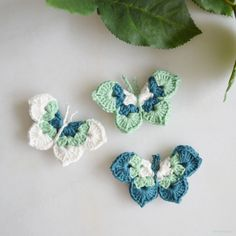Crochet Garland, Crochet Motif, Stick O, Easter Crochet, Textiles, Chrochet, Vintage Crochet, Sewing Crafts, Diy And Crafts