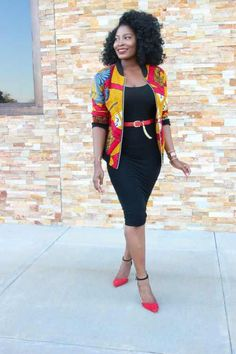 Fridays are for casual looks -Here are 21 Office Approved Ankara Outfits Perfect for Casual Friday (SEE PHOTOS) - Page 2 of 8 - Naijahottest