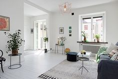 minimalist scandi home 2