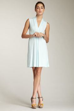 "How about that!  This is called the ""Sharon"" dress.  Perfect excuse to order it."