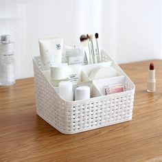Topdo Bo/îte de Rangement Pratique tiroir en Tissu Motif Arbre Bo/îte pour Maquillage,Jouets Cuisine