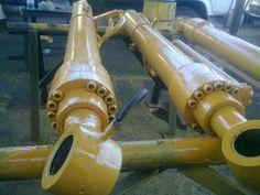 reparación de gatos y bombas hidráulicas maquinaria pesada