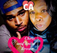 ChrisbrownAnitajohnsonbrownofficial (@ChrisbrownAnit1) | Twitter Chris Brown Tattoo, Impossible Dream, Sweet Lady, Murder Mysteries, Three Kids, Thank God, Photo Book, Novels, Author