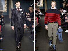 Rayas y Cuadros: Blog de Moda Masculina: Rayas de temporada