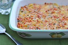Turkey Tortilla Bake - Thanksgiving Turkey Leftover Recipe