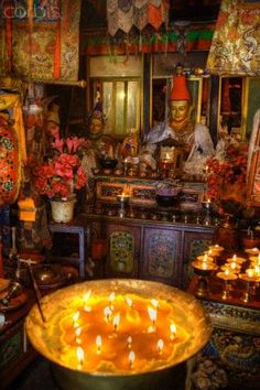 "Pilgrimage site in Tibet's ""Valley of the Kings"