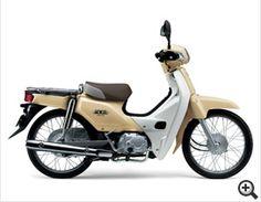 Honda | バイク | スーパーカブ50/スーパーカブ110 | カラー
