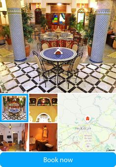 Riad Ahlam (Fes, Morocco) – Book this hotel at the cheapest price on sefibo.