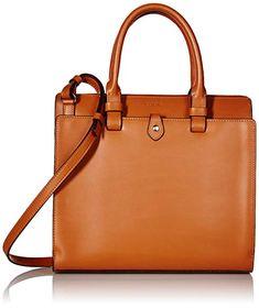 7fc4cfabc3288 Lodis Audrey Linda Medium Satchel Top-Handle Bag Review