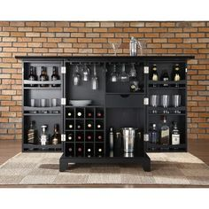 Home Bar:  I will have this.