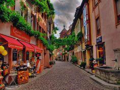 Freiburg im Breisgau - a beautiful city in Baden-Württemberg, Germany <3 <3 via KloudPics mobileapp
