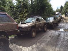 Lifted, Rally Prepped, or Just Plain Dirty Subarus? Lifted Subaru, Lifted Cars, Subaru Wrx, 4x4 Off Road, Sweet Cars, Rally Car, Impreza, Vroom Vroom, Offroad
