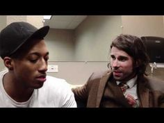 Rend Collective - How to Speak Northern Irish (with LeCrae) - YouTube American Christian Rapper Irish Christian Contemporary Folk Singer Accent Mashup- Hilarious