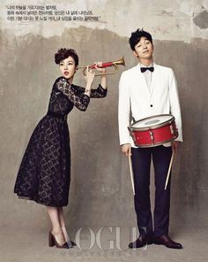 I would like this dress as well as Gong Yoo as my date.