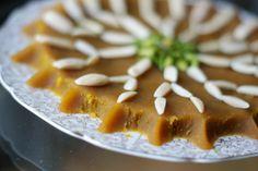 Persian Saffron Halva