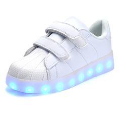 $18.99 (Buy here: https://alitems.com/g/1e8d114494ebda23ff8b16525dc3e8/?i=5&ulp=https%3A%2F%2Fwww.aliexpress.com%2Fitem%2F2016-Baby-Girls-Boys-LED-Light-Sneakers-7-LED-Colors-Children-Fashion-USB-Charging-Sneakers-Kids%2F32689311613.html ) 2016 Baby Girls/Boys LED Light Sneakers, 7 LED Colors Children Fashion USB Charging Sneakers, Kids Flashing Lights Shoes for just $18.99