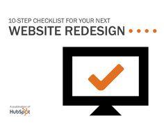 10 step-checklist-website-redesign