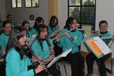 9-Inauguración Sede Sonsón. 2006. Escuela de Música Semillas de Paz de Sonsón. College Life, Musica, Peace, School