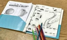 3 Inexpensive Ways to Make Your Own Sketchbooks