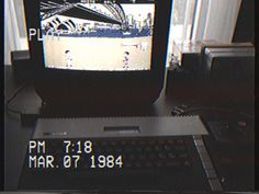 Atari 800 XL running International Karate (Epyx/System 3)