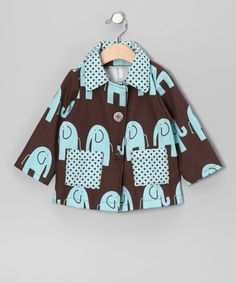 Kelso Dottie Elephant Jacket