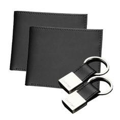 2-Pack: Calvin Klein Leather Wallet $20.99 @ Tanga - HotDeals.com