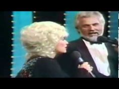 ▶ Kenny Rogers - Dolly Parton - Islands In the Stream - w/Lyrcs - Las Vegas Red Carpet - YouTube
