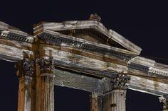 Arch of Hadrian - Arch of Hadrian, Athens, Attica, Greece