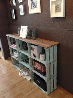 99 Incredible DIY For Rustic Home Decor (25)