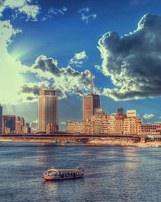 Nile - Cairo, Egypt
