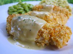 Crispy Cheddar Chicken Tenders | Plain Chicken