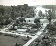 Frances Park Rose Garden Lansing, MI