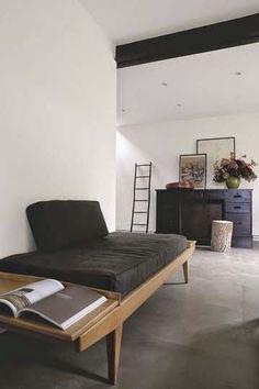 sofa 50's -Le Petit Florilège - Décoration intérieure à Bordeaux